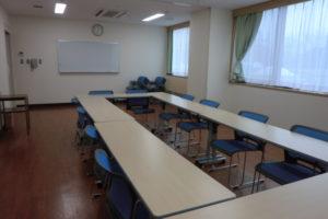 集団療法室
